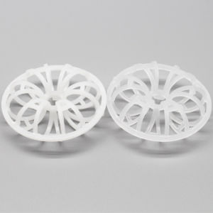 Plastic Teller Rosette Ring, Plastic Tower Packing pictures & photos