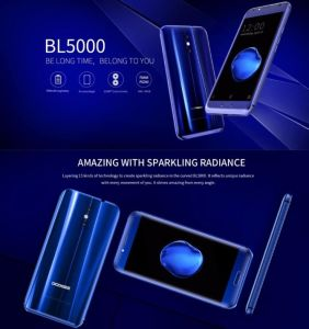 4G FDD Doogee Bl5000 Smartphone 5050mAh 4GB RAM Smart Phone pictures & photos