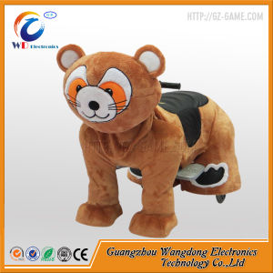 Yellow Animal Ride with Cheap Price (WD-AN003) pictures & photos