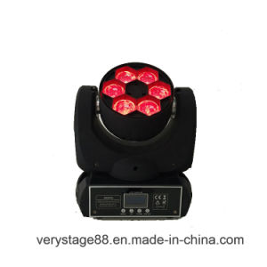 6*15W Quad LED Beam Moving Head Bee Eye pictures & photos