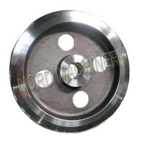 Sand Casting Wheel for Train Parts pictures & photos