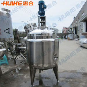 Stainless Steel Mixer Reaction Tank pictures & photos