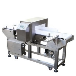 Digital Food Metal Detector with Rejector pictures & photos