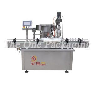 Specialty Produce Spray Filling, Bottle Unscrambler and Capping Machine pictures & photos