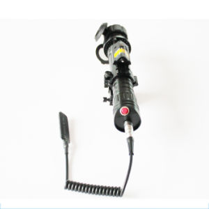 Subzero Zoomable 100mw Green Laser Designator with 5mw IR Laser Sight Combo pictures & photos