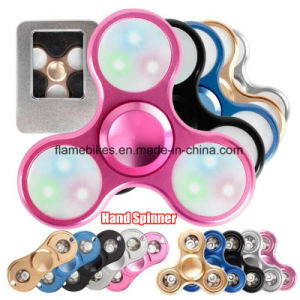 Tri-Spinner Fidgets Toy EDC Finger Spinner pictures & photos