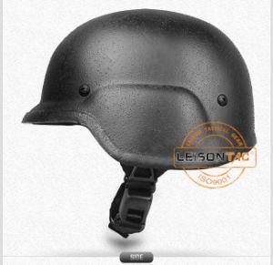 Bulletproof Helmet Kevlar Nij Iiia with Accessory Rail Connectors pictures & photos