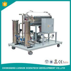 Vacuum Separation Technology Portable Oil Filtering Machines, Turbine Oil Purifier Emulsification pictures & photos