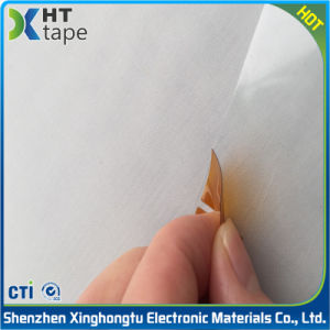 Silicone Adhesive Die Cut Gold Finger Tape Polyimide Sheets pictures & photos
