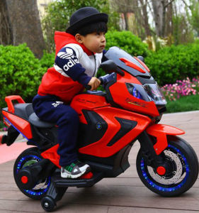 New 2017 Kids Electric Motorcycle Childern Motor Bike pictures & photos