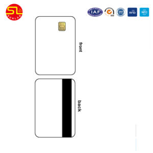 ISO Approved Contactless Smart Card with Magnetic Stripe pictures & photos