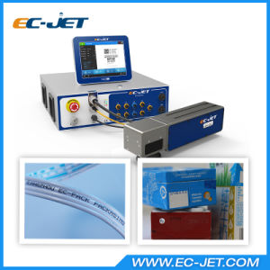 Fiber Laser Date Coding Printer (EC-laser) pictures & photos