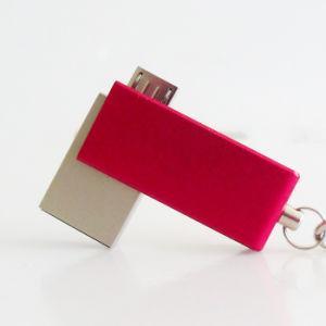 Custom Gift OTG Dual Mobile Phone USB Flash Memory (YT-3204-03) pictures & photos