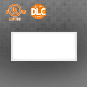 Ultra Slim 10mm 603X603X10mm Square LED Panel Light with Dlc & ETL pictures & photos