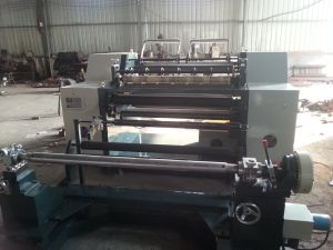 Qfj-700 1100 1300A Horizontal Slitting Machine pictures & photos