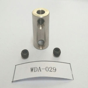 Good Quality CNC Machining Electronic Resonator Connector pictures & photos
