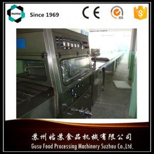 Gusu Coating Snack Machine Chocolate Enrober pictures & photos