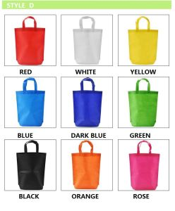 Promotional Top Quality Cheap Recycled Custom Printing Grocery Tote Shopping PP Non Woven Bag pictures & photos