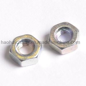 Nonstandard Precision Ni-Plated OEM Screw Fastener pictures & photos