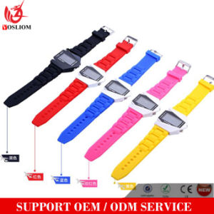 Yxl-149 Uniex LED Bomb Watch Children America Invisible Carrier Plane Watch Sports Watch pictures & photos