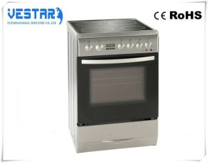 90cm 5 Burners Gas Free Standing Cooker pictures & photos