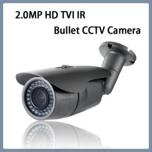 2MP Tvi IR Bullet CCTV Cameras Suppliers Waterproof Security Camera pictures & photos