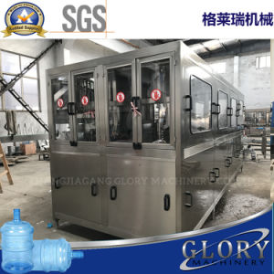 5 Gallon Jar Barrel Water Filling Production Line pictures & photos