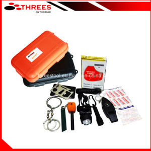 Essential Emergency Camping Survival Kit (SK16015) pictures & photos