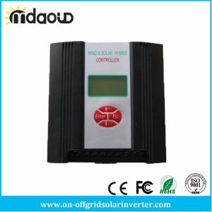 Wind Solar Hybrid Controller 600W 48V, Wind Turbine Power 600W pictures & photos