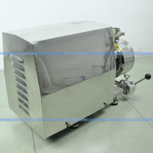 High Quality Batch High-Shear Emulsifier Pump pictures & photos