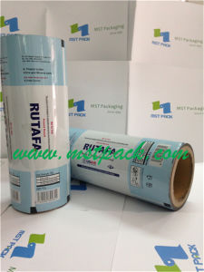 Roll Film for Pet Food Packaging pictures & photos