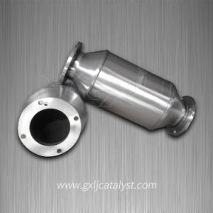 Motorsport Metal Substrate Catalytic Converter with pictures & photos