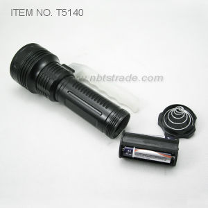 LED Flashlight and Handy LED Portable Light (T5140) pictures & photos