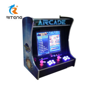 Pacman Video Game Machine with Multi Arcade Games pictures & photos