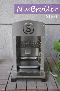Commercial Stainless Steel Garden BBQ Grills Gas Griddles pictures & photos