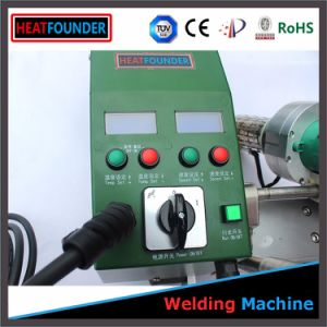 Hot Wedge Tarpaulin Sealing Welding Machines for Sale pictures & photos