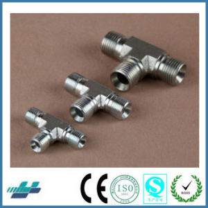 Stainless Steel Dk-Lok Jic Flared Tees Tube Fittings pictures & photos
