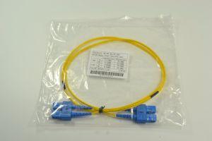 Network Sc-Sc Singlemode Dx Optical Patchcord pictures & photos