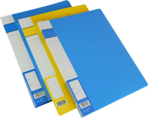 Office Supply Stationery Basal Color Lever File pictures & photos