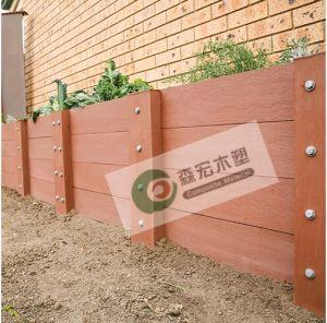 Ocox WPC Garden Sleeper pictures & photos