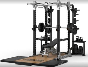 Plate Loaded Gym Fitness Lift Rack Equipment
