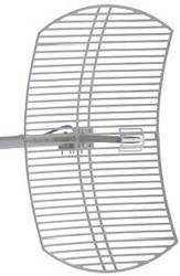 2.4GHz 23dBi Grid Parabolic Dish Outdoor Antenna