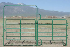 High Quality Australian Type Galvanized Farm Gate pictures & photos