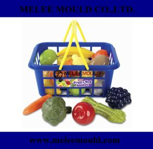 Plastic Basket Food Toy Mould pictures & photos