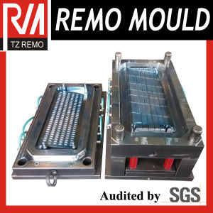 4 or 5 Layers Shoe Rack Plastic Injection Mold pictures & photos