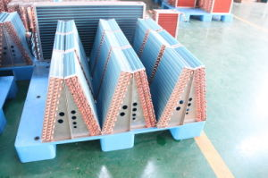 Fin Tube High Pressure Copper Tube HVAC Heat Radiator pictures & photos