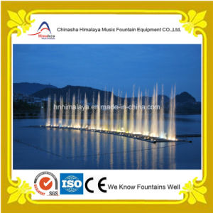 Floating Water Music Fountain for Lake pictures & photos