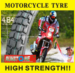 DOT Improved Motorcycle Tyre/Motorcycle Tire/Inner Tube 3.00-18 3.00-17 pictures & photos
