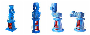 Parallel Shaft Helical Mixer Agitator Reducer Hf Series pictures & photos