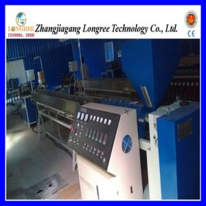 PVC Edge Banding Extrusion Line/High Glossy Edge Banding Machine pictures & photos